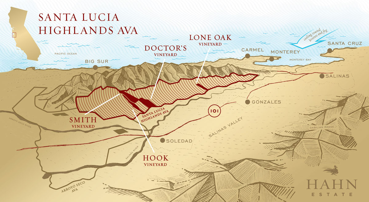 Santa Lucia Highlands