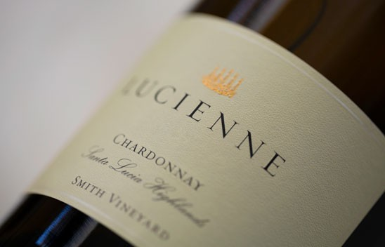 <span>Winery Exclusive</span> Lucienne Smith Vineyard Chardonnay