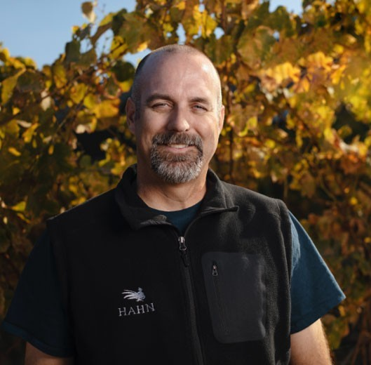 Patrick Headley, Director of Viticulture