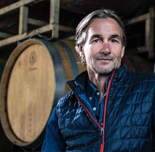 Paul Clifton, Director of Winemaking