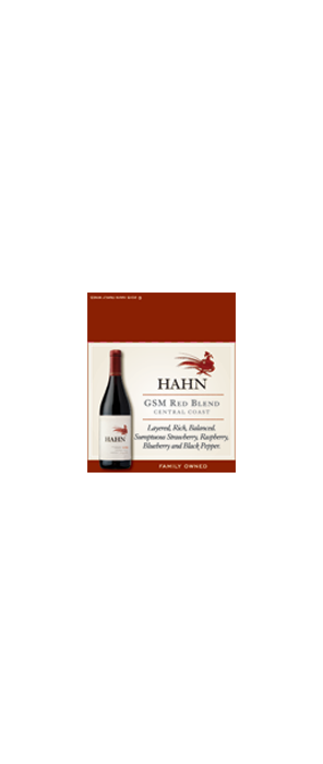Hahn GSM Shelf Talker