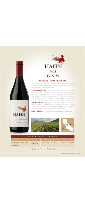 Hahn GSM Technical Note
