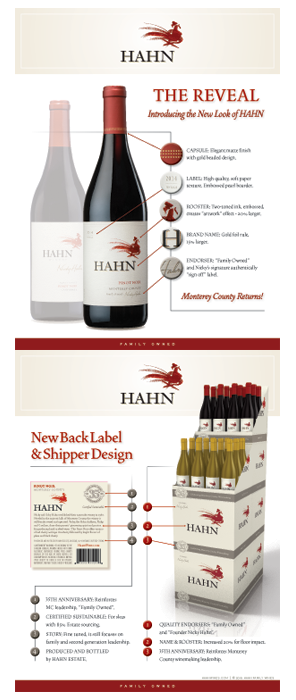 Hahn New Package Sheet
