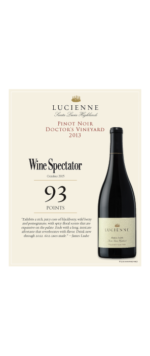 Lucienne Doctor's Vineyard