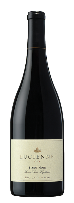 2014 Lucienne Pinot Noir Doctor's Vineyard