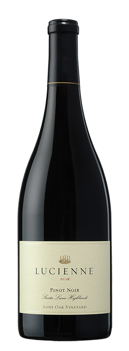 2016 Lucienne Pinot Noir Lone Oak Vineyard Image