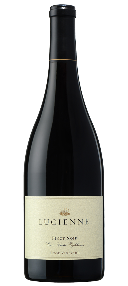 2018 Lucienne Hook Vineyard Pinot Noir