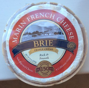 Cheese - Triple Creme Brie