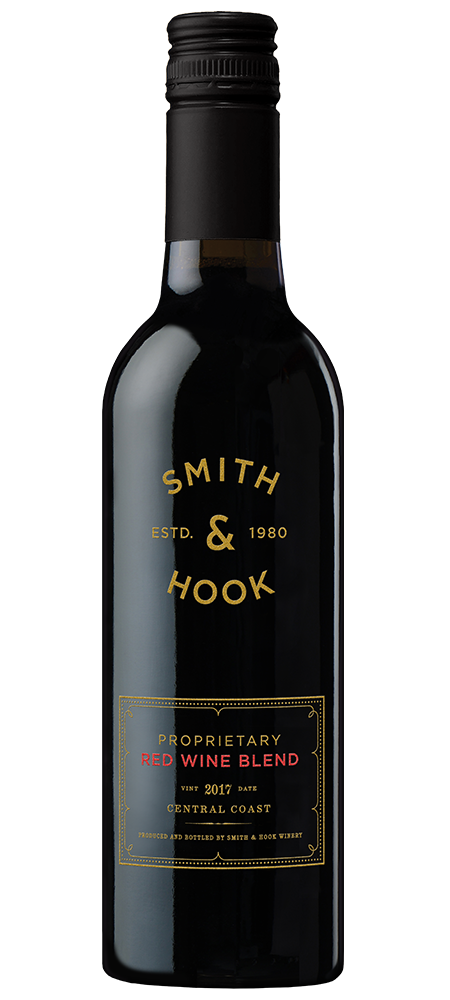 2017 Smith & Hook Proprietary Red Blend 375ml